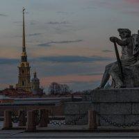 Белые ночи начались :: Владимир Колесников
