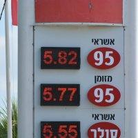 покупаем бензин :: Ефим Хашкес