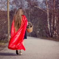 Девушка из сказки :: Елена Тарасевич (Бардонова)
