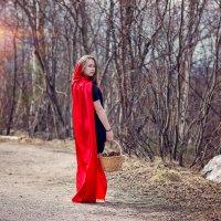 Красная шапочка :: Елена Тарасевич (Бардонова)