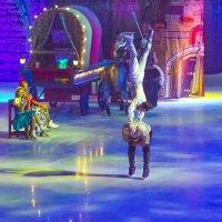 Акробаты на льду :: Виктор Заморков