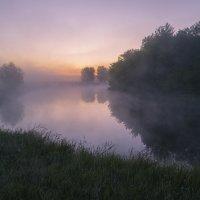 Предрассветное состояние природы :: Сергей Корнев