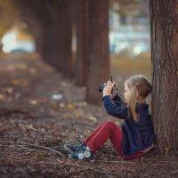 Юный фотограф :: Александра Гилета