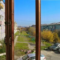 На балконе :: Сергей Лякишев