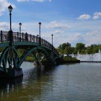 На пути к фонтану :: Ирина Шурлапова