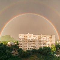 Явление радуги ... :: Владимир КРИВЕНКО
