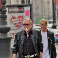 Два поколения.. стиль один :: Galina ✋ ✋✋