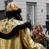 Боярыня, царицей сделаю... :: Анатолий Шулков