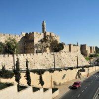 Израиль. Иерусалим. Пешком по городу... :: Валерий Подорожный