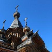 Храм Иоанна Война. 2016.г. :: Борис Белоногов