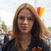 Портрет девушки :: Роман Мишур