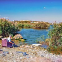 На тихом берегу Хаджибея. :: Вахтанг Хантадзе