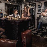 Kontora Barbershop :: Андрей Болдышев