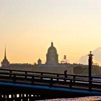 Исаакий и Кронверкский мост :: Елена