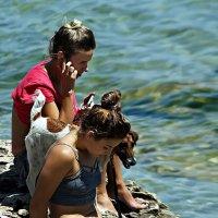 солнце, воздух и вода всем пользительны всегда :: Александр Корчемный