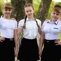 Три подружки :: Viktoria Shakula
