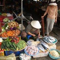 вьетнамский рынок :: Nadejda