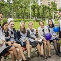 Улыбки молодости :: юрий Амосов