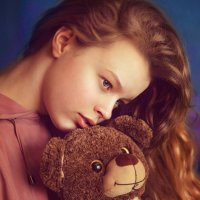 Нежный возраст :: Надежда Стрельцова
