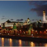 Кремль. Вечер.. :: Николай Панов