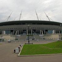 Крестовский стадион :: максим лыков