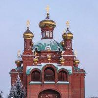 Благовещенский собор города Павлодара :: TATYANA PODYMA