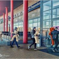 «Медведи ходит по магазинам ...» :: Arturas Barysas