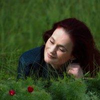 Блаженство :: Валерий Лазарев
