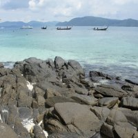 Таиланд. Коралловый остров :: Надежда