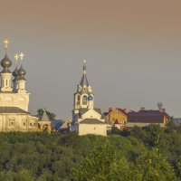 Монастырь :: Сергей Цветков