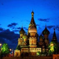 Москва :: Надежда Крылова