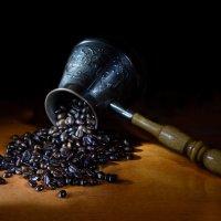 про кофе :: Дмитрий Брошко