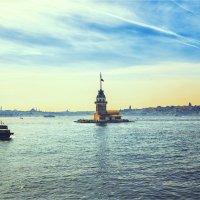 Панорама с Девичьей башней :: Ирина Лепнёва