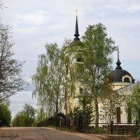 Спасо-Преображенская церковь :: Юрий Шувалов