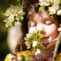 Ароматы весны.. :: Екатерина Сусина