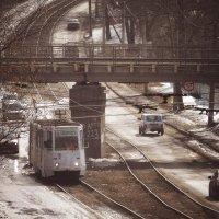 Белый трамвай :: Виктор