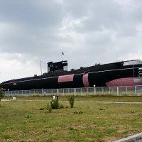 """""""Подводная лодка в степях ...."""". Технический музей. Тольятти :: MILAV V"""