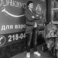 От дождя :: Вадим Sidorov-Kassil