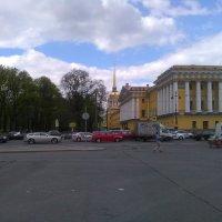 Вид на Адмиралтейство. (Санкт-Петербург). :: Светлана Калмыкова