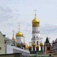 Москва златоглавая :: Владимир Болдырев