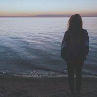 Закат на который можно смотреть вечно :: Виктория Ерёмина