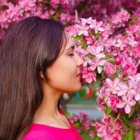 Дыхание весны :: Ксения