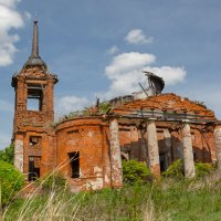 Церковь Казанской иконы Божией Матери :: Роман Царев