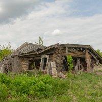Заброшенная деревня :: Роман Царев