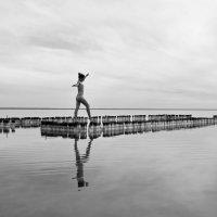 Озеро Эльтон 3 :: Михаил Крюков
