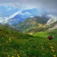 горы изумрудные :: Elena Wymann