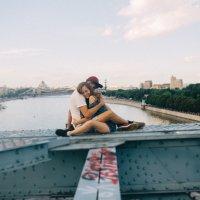 Любить в Москве :: Кирилл Гудков