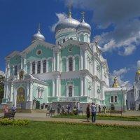 Дивеевские соборы :: Сергей Цветков