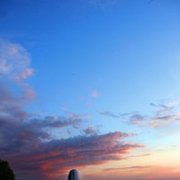 свадебное лавстори на берегу водохранилища :: Елена ПаФОС