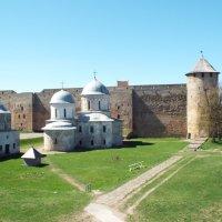 Ивангородская крепость :: Анна Ватолина